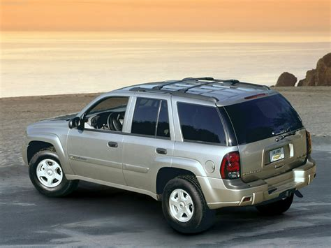 Chevrolet Trailblazer Picture by Chevrolet Trailblazer 2002 Picture 32 Of 43