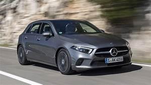 Mercedes A 180 : 2019 mercedes benz a class a 180 d youtube ~ Mglfilm.com Idées de Décoration