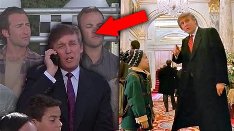 trump donald movies president appearances shows