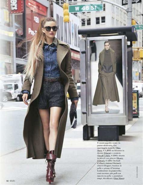 city centered fashion michelle mccallum  grazia italy