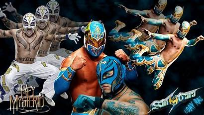 Rey Mysterio Wwe Wallpapers Looks Different Kalisto