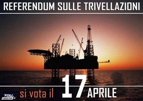 Consolato Nuova Zelanda In Italia by Referendum Trivelle Consolato Generale D Italia Aperto