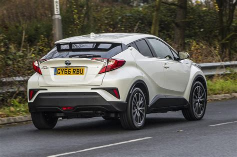 Toyota Chr Hybrid Picture by 2017 Toyota C Hr Hybrid Excel Review Autocar