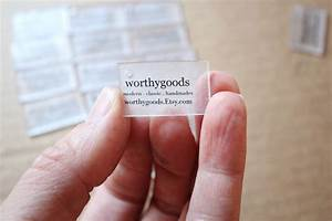 quick project hang tags from shrink plastic shrinky With how to make hang tags