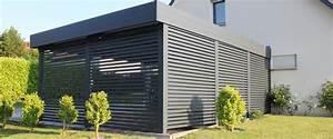 Carport 2 Voitures Alu : un concept de carport et d 39 abri en aluminium ~ Medecine-chirurgie-esthetiques.com Avis de Voitures