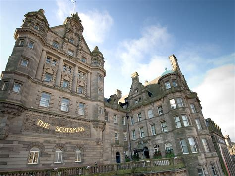 scotsman hotel edinburgh scotland united kingdom