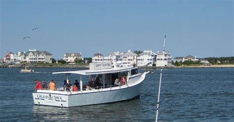 Charter Boat Rentals Ocean City Md by Ocean City Maryland Assateague House Street In Back Of