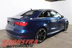 Audi A3 Bleu : audi a3 sportlimousine 8vl 1 4 tfsi 16v pave ann e de construction 2014 couleur bleu ~ Medecine-chirurgie-esthetiques.com Avis de Voitures