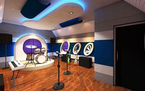 Jika anda ingin sekaligus membuat studio rekaman, sediakan ruang ekstra sebesar 3×4 meter. Jasa Akustik Ruangan, Peredam Ruangan Kedap Suara: JASA PASANG PEREDAM SUARA DESAIN INTERIOR ...