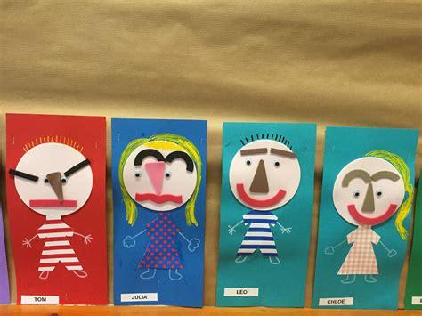 etiquettes porte manteaux portraits flo 224 la maternelle