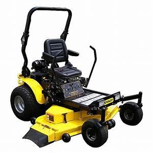 Stanley U00ae 62 U0026quot  Zero - Turn Commercial - Duty Mower