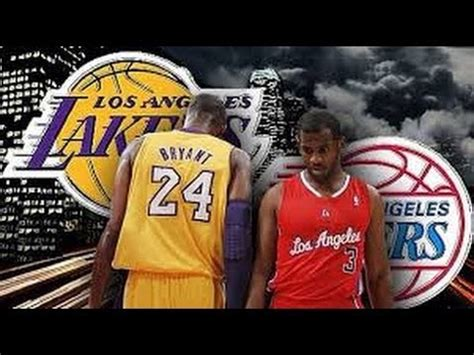 los angeles clippers  los angeles lakers  preview