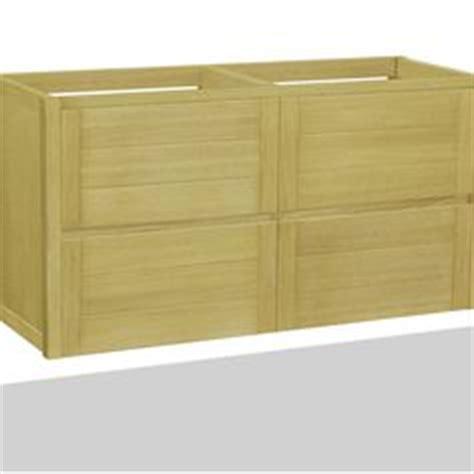 vasque galet leroy merlin meuble sous vasque fairway bois l119xh51 5xp50cm 4 tiroirs leroy merlin salle de bain