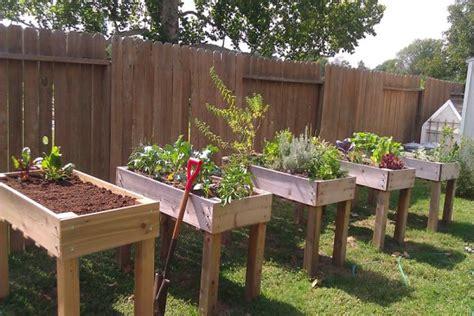 raised garden beds on legs pdf diy raised garden bed plans