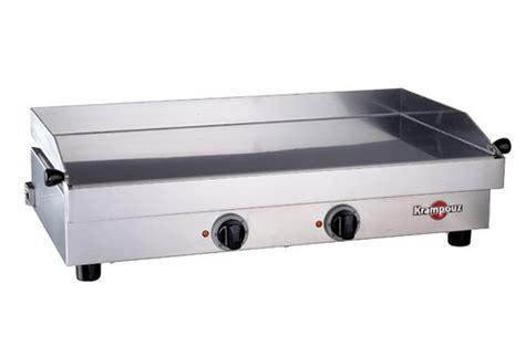 plancha de cuisine plancha inox professionnelle table de cuisine