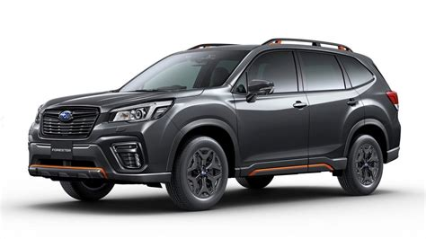2020 Subaru Forester by Subaru Reveals 2020 Forester With 3 New Upgrades Still No
