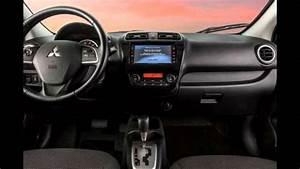 Mitsubishi Mirage Interior