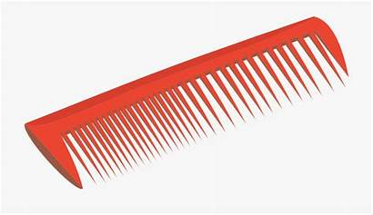 Comb Clipart Barber Cartoon Transparent Netclipart
