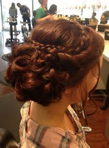 Homecoming Hairstyles Brown Hair