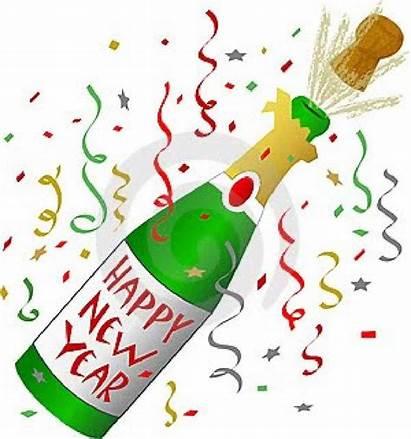 Champagne Nieuwjaarsreceptie Happy Nieuwjaar Feliz Gelukkig Novo