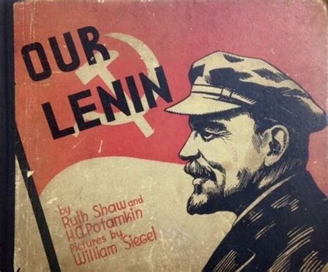 lenin soviet propaganda kids book   neatorama