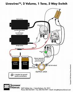 Charvel With Active Pickups Wiring Diagram