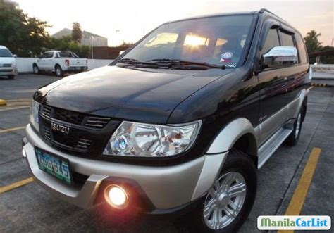 how to learn about cars 2007 isuzu i series regenerative braking isuzu crosswind 2007 for sale manilacarlist com 415017
