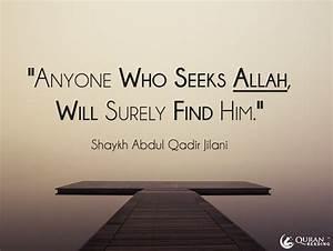"""""""Anyone wh... Al Jilani Quotes"""