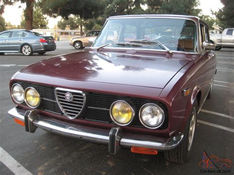 1973 Alfa Romeo Berlina, Awesome