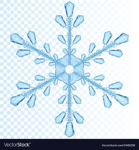 Transparent Background Snowflake Logo Png by Transparent Snowflake Royalty Free Vector Image