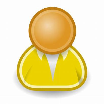 Person Yellow Emblem Svg Pixels Wikimedia Commons