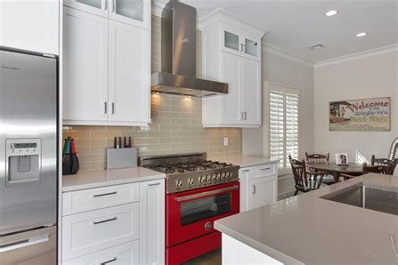 clean  contemporary kitchen manasquan  jersey  design  kitchens