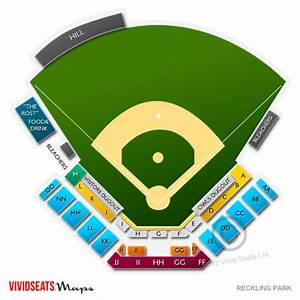 Suntrust Park Seating Chart Reckling Park Seating Chart Vivid Seats