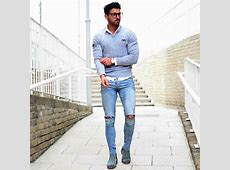 How to Wear Ripped Jeans The Idle Man