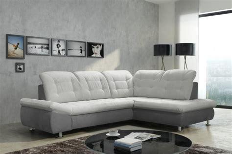 günstig sofa kaufen schlafsofa sofa ecksofa eckcouch in grau mit schlaffunktion ottawa kaufen bei kuechen