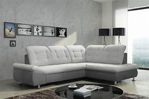 Couchbezug Für Eckcouch : schlafsofa sofa couch ecksofa eckcouch in grau mit schlaffunktion ottawa kaufen bei kuechen ~ Watch28wear.com Haus und Dekorationen