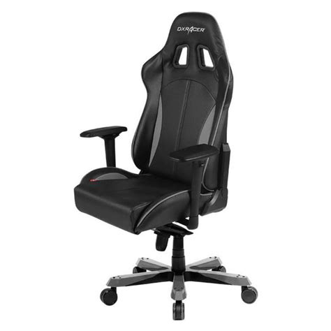dxracer chaise buy dxracer king series black carbon gaming chair