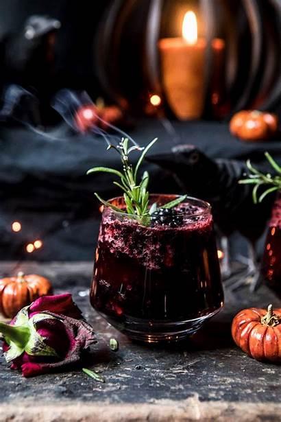 Widow Smash Cocktails Cocktail Drinks Halloween Drink