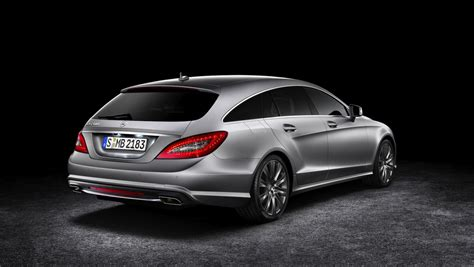 mercedes benz cla shooting brake eyes production report