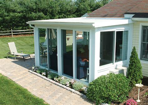 all season four season room additions patio enclosures