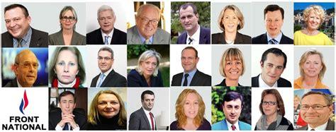bureau du front national européennes qui sont les députés du front national