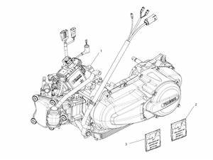 piaggio mp3 300 yourban erl chassis number prefix With mp d engine