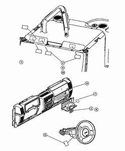 2005 Jeep Wrangler Label  Seat Belt Warning  Warning