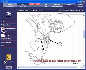 Renault Megane Workshop Repair Manual
