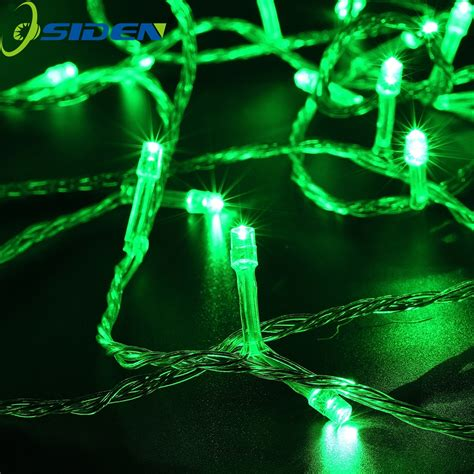 how to buy led christmas lights aliexpress com buy 10m 100 led outdoor string light for