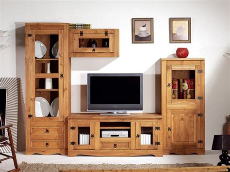 Descubre 4 estilos de muebles modulares para el salón