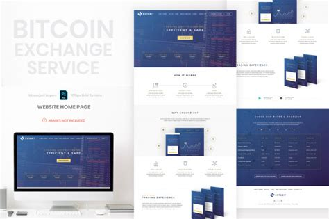 Bitcoin website template,all created by our global bitcoin website template community of independent web designers and developers. Bitcoin website home page template PSD file | Premium Download