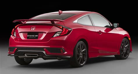 si e automobile honda civic si prototype revealed for la auto image