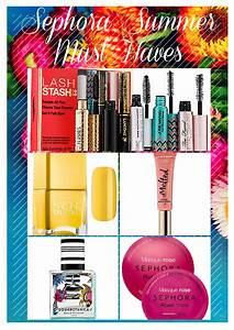 Must Haves Sommer 2015 : sephora summer must haves with shop at home ~ Eleganceandgraceweddings.com Haus und Dekorationen