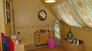 quel couleur pour une chambre adulte avec mur penche avec With quel couleur pour une chambre